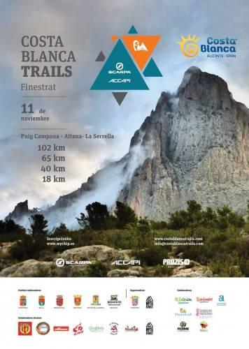 Costa Blanca Trails Ultra 102