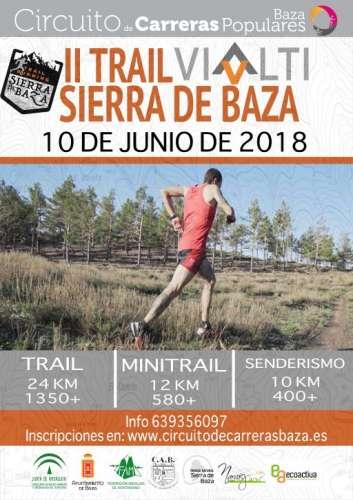 II Trail de Sierra de Baza