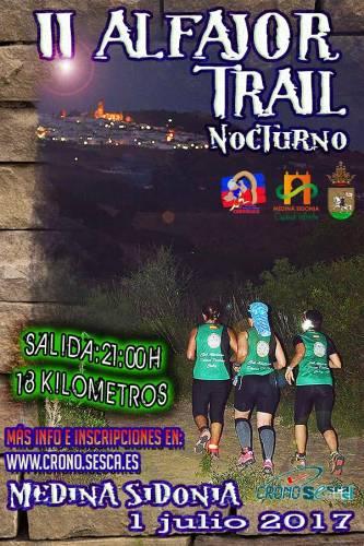 II Alfajor Trail Nocturno