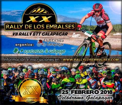 XX Rally de los Embalses