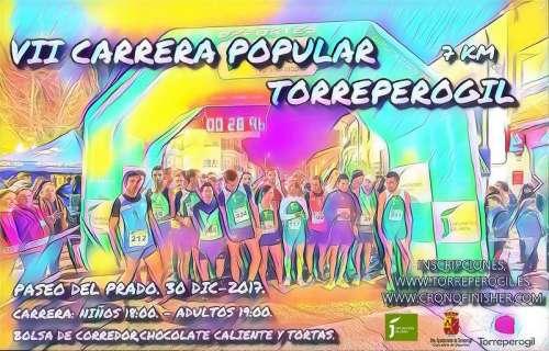 VII Carrera Popular Torreperogil