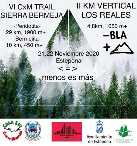 VI CxM Trail Sierra Bermeja