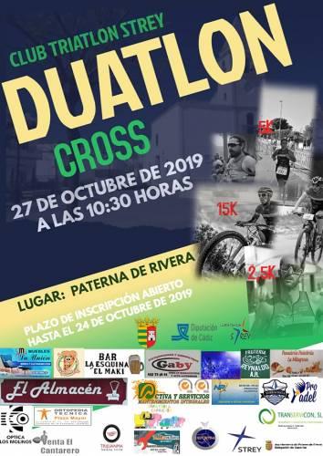 VII Duatlon Cross Paterna de Rivera