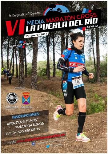 VI Media Maratón Cross La Puebla del Río