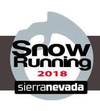 7ª Snow Running Sierra Nevada