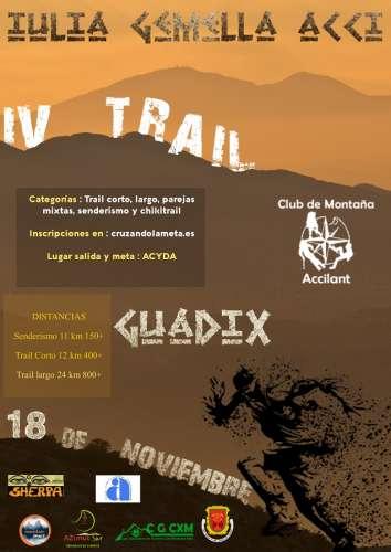 IV Trail Julia Gemella Acci