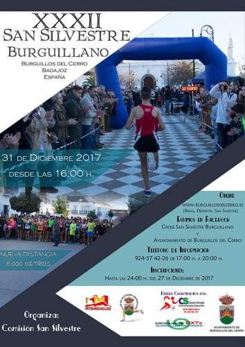 XXXII Cross San Silvestre Burguillano 2017