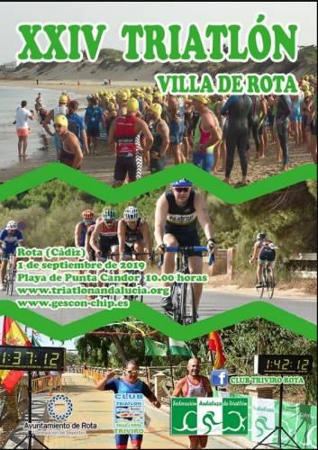 XXIV Triatlón Villa de Rota
