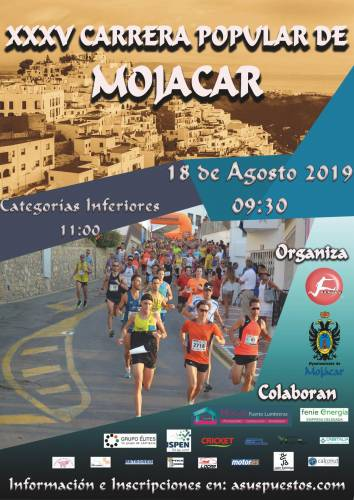 XXXV Carrera Popular Mojácar
