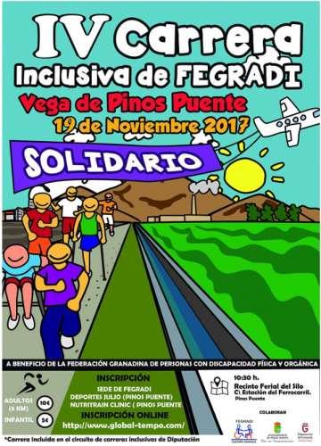 IV Carrera Inclusiva de Fregadi Vega de Pinos Puente