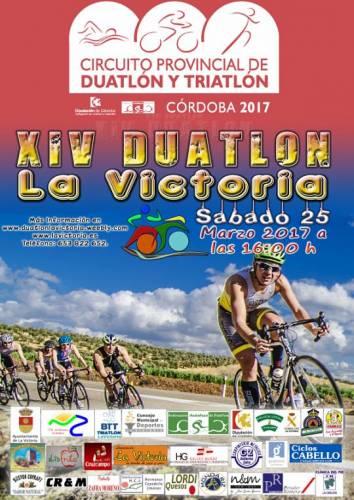 Carrera XIV Duatlón La Victoria