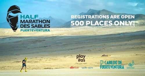 Half Marathon des Sables 1a etapa