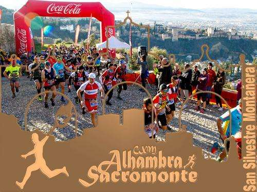 Carrera VI CxM Alhambra & Sacramonte