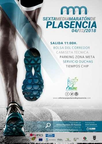 VI Media Maratón Popular Ciudad de Plasencia