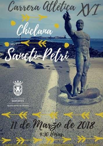 XVI Carrera Atlética Chiclana - Sancti Petri