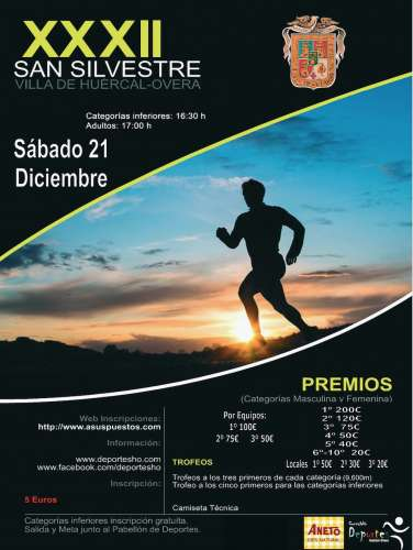 XXXII San Silvestre Villa de Huércal-Overa