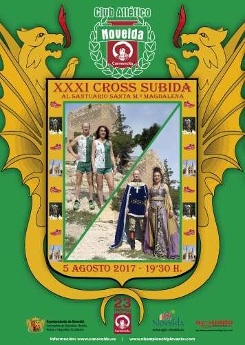 XXXI Cross Subida al Santuario Santa María Magdalena