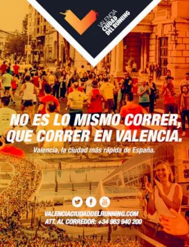 38º Maratón Valencia Trinidad Alfonso EDP