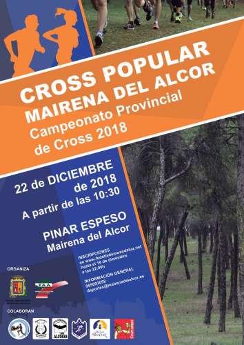 Carrera Cross Popular Mairena del Alcor