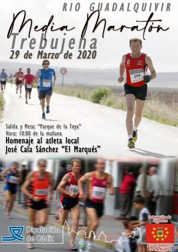 XXXII Media Maratón Trebujena Río Guadalquivir