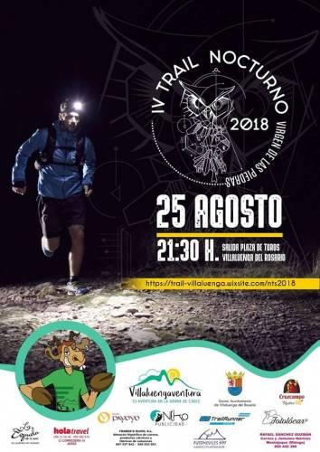IV Trail Nocturno Virgen de las Piedras