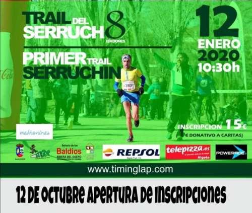 VIII Trail del Serrucho