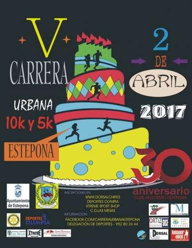 V Carrera Urbana 10k de Estepona