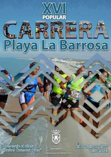 XVI Carrera Popular Playa de la Barrosa