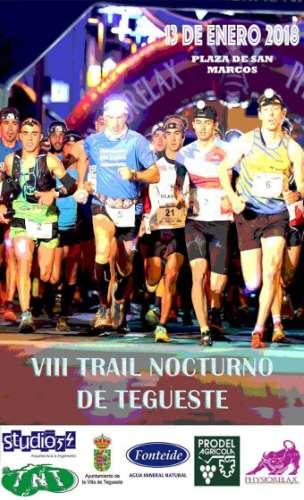VIII Trail Nocturno de Tegueste