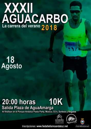 XXXII Aguacarbo