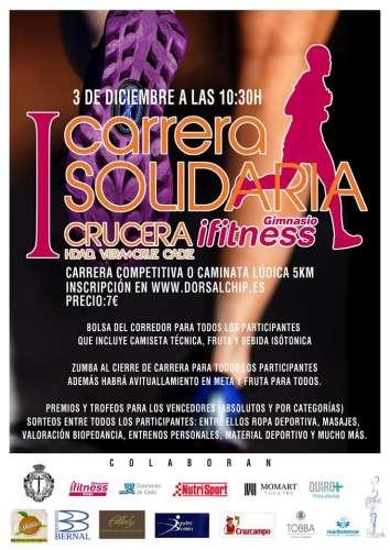 I Carrera Solidaria Crucera Ifitness