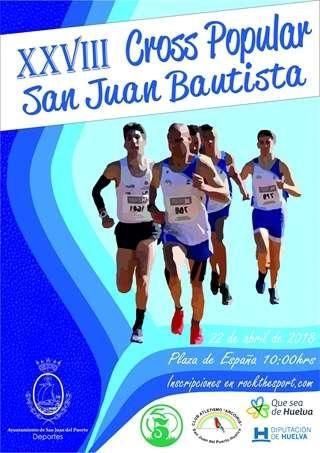XXVIII Cross Popular San Juan Bautista