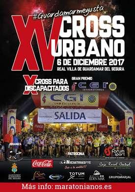 XV Cross Urbano Real Villa de Guardamar del Segura