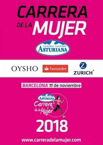 XIV Carrera de la Mujer Central Lechera Asturiana de Barcelona