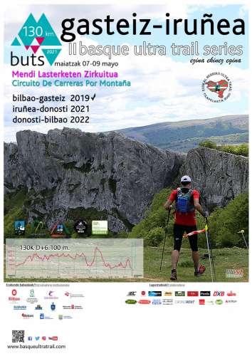 Basque Ultra Trail Series Gazteiz-Iruñea 2021