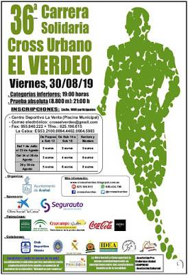 XXXVI Carrera Solidaria Cross del Verdeo