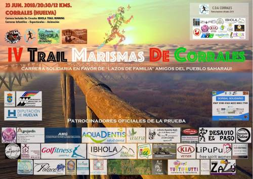 IV Trail Marismas de Corrales