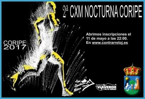 II CXM Nocturna Coripe