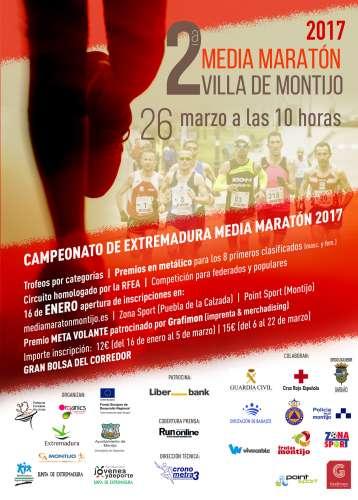 II Media Maratón Villa de Montijo