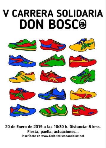 V Carrera Popular Don Bosco
