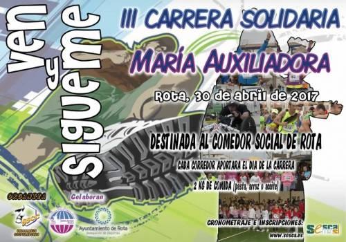 III Carrera Solidaria Mª Auxiliadora
