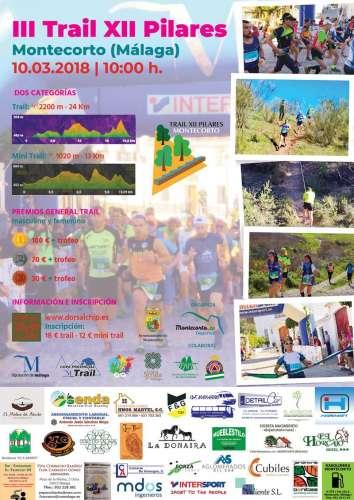 III Trail XII Pilares de Montecorto