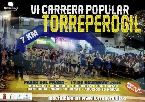 VI Carrera Popular Torreperogil