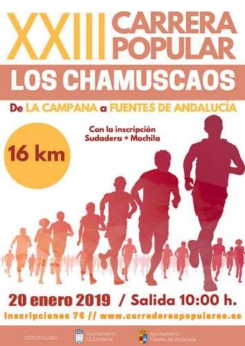 XXIII Carrera Popular Los Chamuscaos