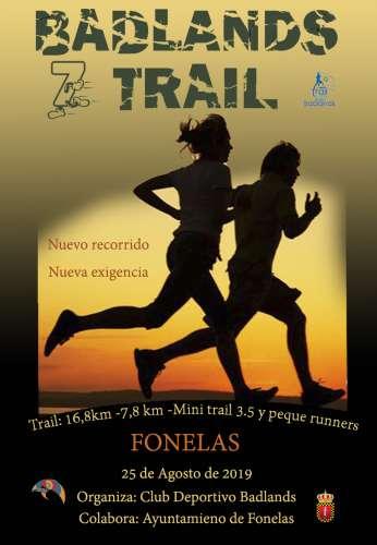 VII Trail Ruta de los Badlands