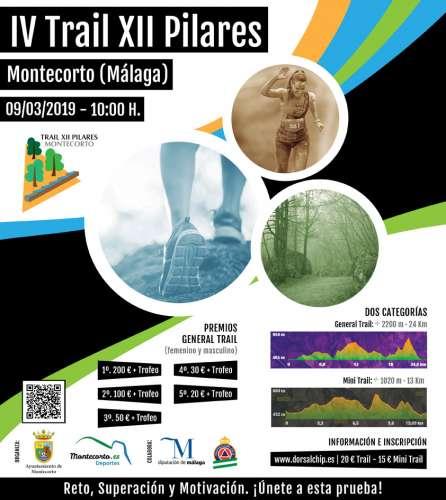 IV Trail XII Pilares de Montecorto