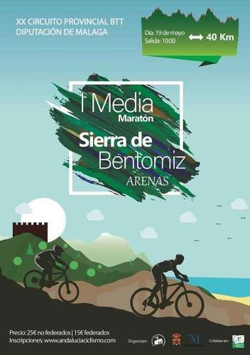 I Media Maratón Sierra de Bentoniz