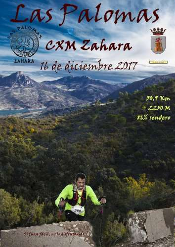 Carrera V CxM Zahara Las Palomas