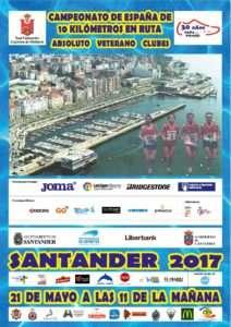 IX Campeonato de España de 10km en Ruta