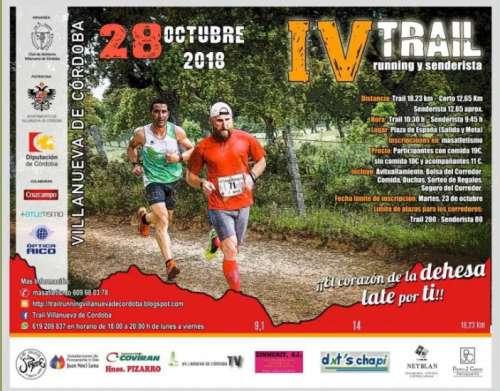 IV Trail Running y Senderista